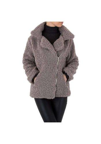 SHK PARIS Damen Mantel von SHK Paris - taupe
