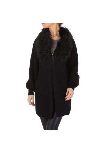 Neckermann Damen Mantel von Voyelles Gr. One Size - black