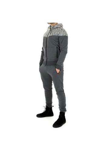 Neckermann Herren Anzug von Fashion Sport - grey