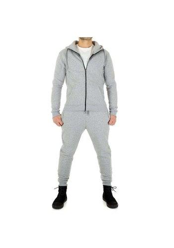 Neckermann Herren Anzug von Fashion Sport - L.grey