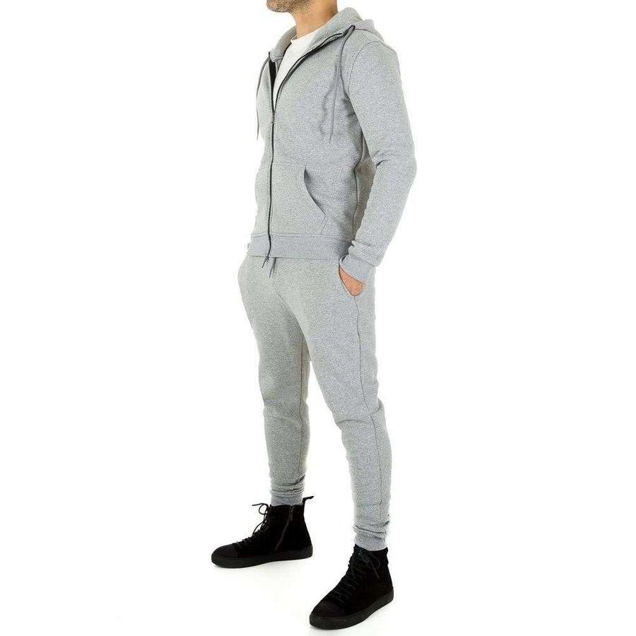Herren Anzug von Fashion Sport - L.grey