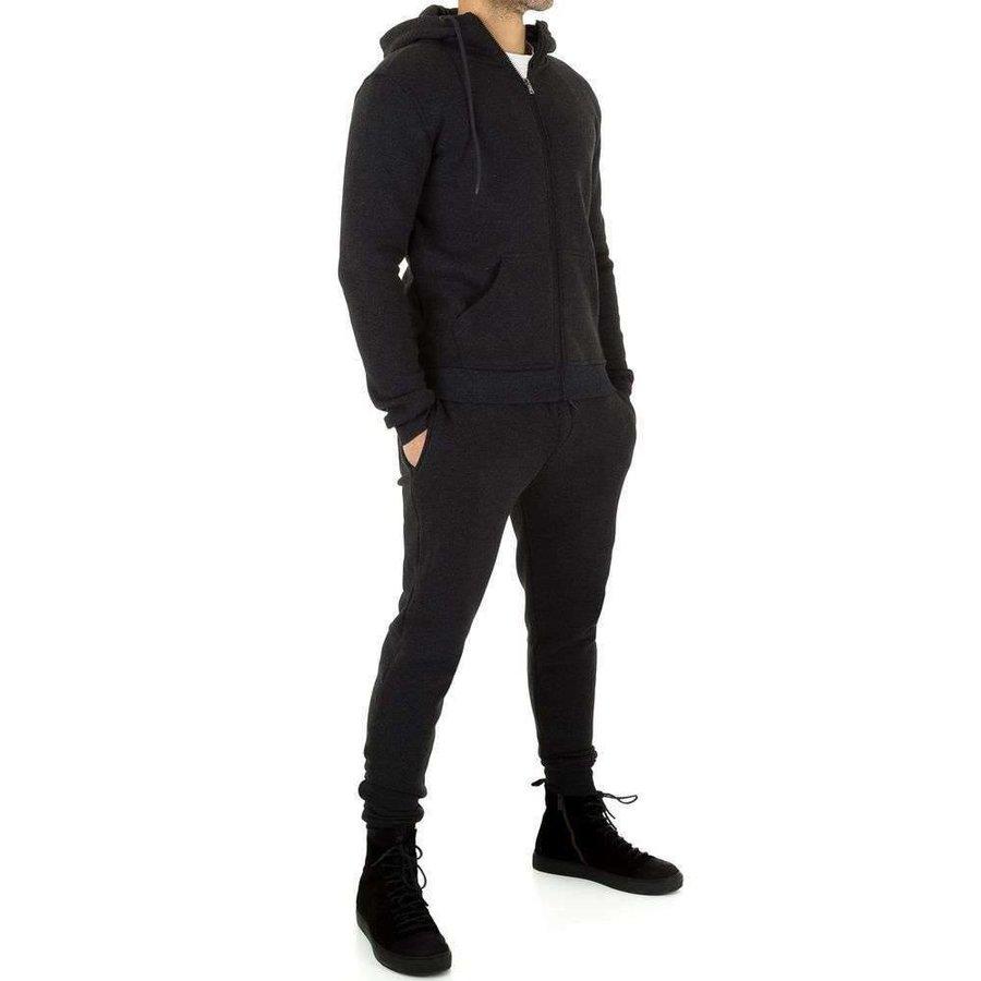Herren Anzug von Fashion Sport - DK.grey