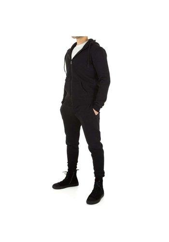 Neckermann Herren Anzug von Fashion Sport - black