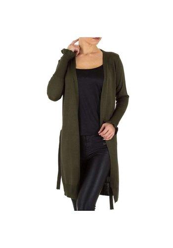 Neckermann Damen Mantel von Emmash Paris Gr. One Size - khaki