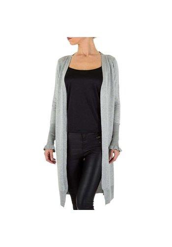 Neckermann Damen Mantel von Emmash Paris Gr. One Size - grey