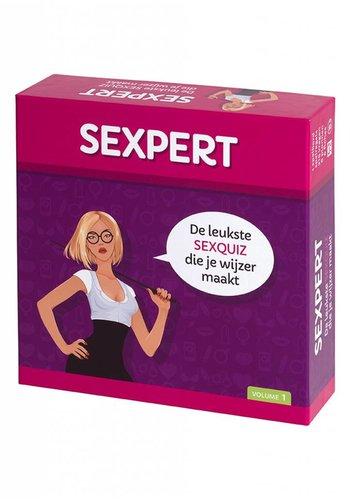 Tease & please Sexpert Quiz Volume 1 NL
