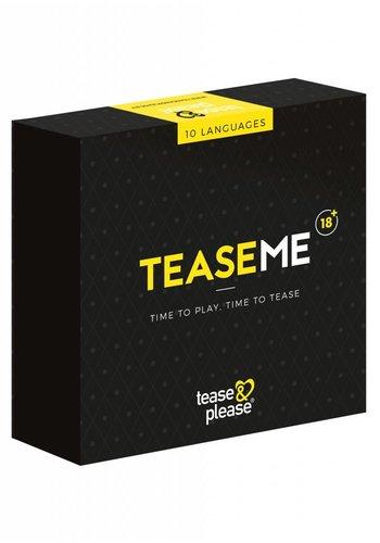 Tease & please TeaseMe en 10 langues