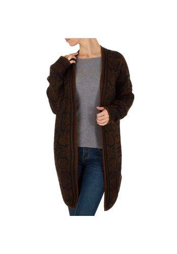 SHK PARIS Damen Mantel von SHK Paris Gr. One Size - khaki