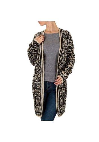 SHK PARIS Damen Mantel von SHK Paris Gr. One Size - cream