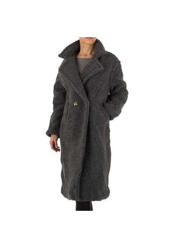 SHK PARIS Damen Mantel von Shk Paris - grey