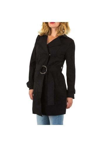 Neckermann Damen Mantel - black