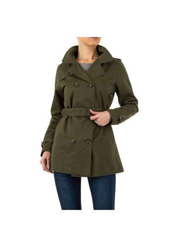 Neckermann Damen Mantel von Daysie Jeans - armygreen