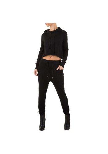 Neckermann Damen Anzug  - black