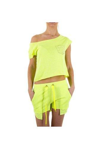 EMMA&ASHLEY DESIGN Damen Anzug von Emma&Ashley Design  - L.yellow