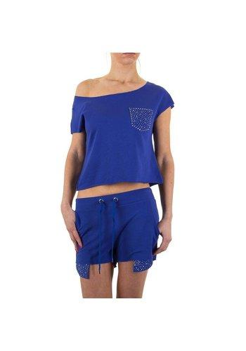 EMMA&ASHLEY DESIGN Tailleur femme Emma & Ashley Design - bleu