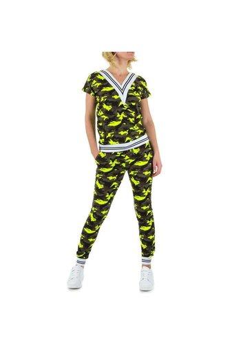 EMMA&ASHLEY DESIGN Damen Anzug von Emma&Ashley Design - Y.camouflage