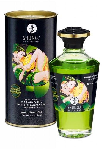 Shunga Aphrodisiac Warming massage Oil 100ml