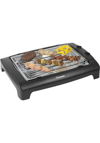 Bestron Tafelbarbeque/grill - 2000W