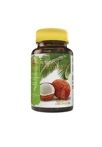 Halal Pharma Huile de coco vierge - capsules - 500 mg