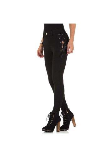 Neckermann Damesbroek van Daysie Jeans - zwart