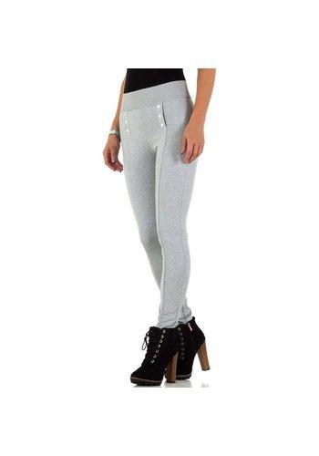 Neckermann Damesbroek van Daysie Jeans - lichtgrijs