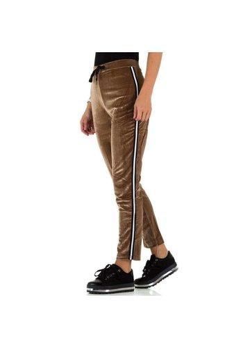 Neckermann Pantalon femme par Daysie Jeans - kaki