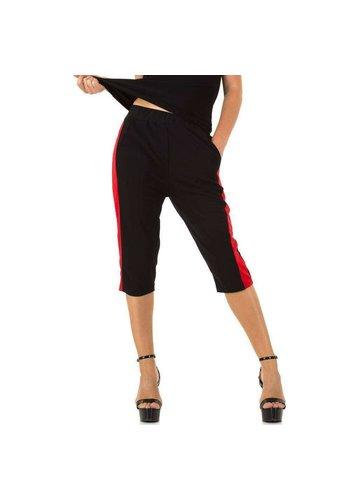 HOLALA Pantalon Femme Holala - Noir