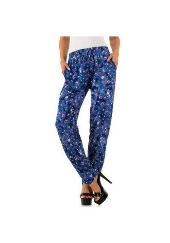 HOLALA Pantalon femme par Holala - DK.blue