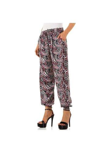 HOLALA Dames broek van Holala - vrolijk design