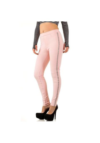 NOEMI KENT Damen Hose von Noemi Kent - pink