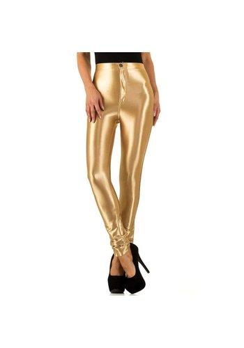 USCO Damen Hose von Usco - gold
