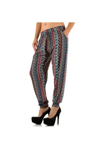 HOLALA Dames broek van Holala - multi-gekleurd