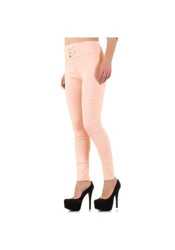 Best Fashion Pantalon pour femmes par Best Fashion - rose