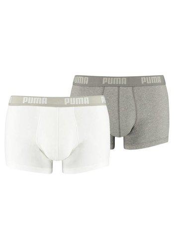 Puma Malles basiques - Pack de 2 blanc et gris
