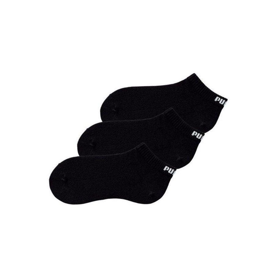3cef4c7d94f Invisible Unisex Sneaker Sokken - 3 Pack zwart - Neckermann.com