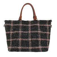 Dames Shopper-zwart