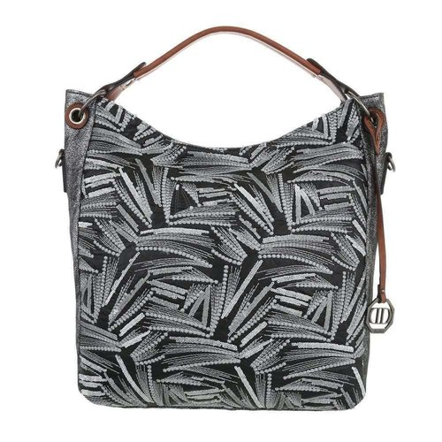 Neckermann Damen Shopper-grey