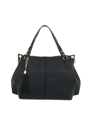 Neckermann Dames Shopper-zwart