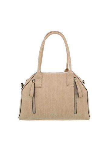 Neckermann Damen Handtasche-khaki