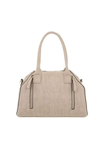 Neckermann Dames Handtas-beige