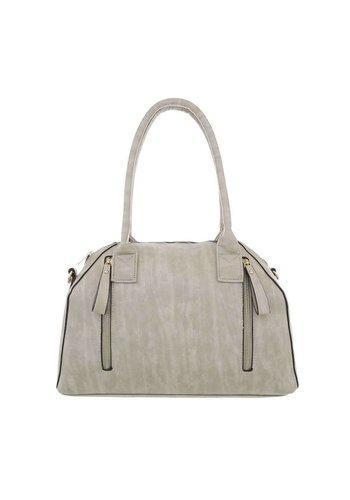 Neckermann Damen Handtasche-L.grey