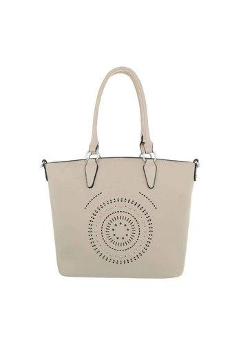Neckermann Damen Handtasche-beige