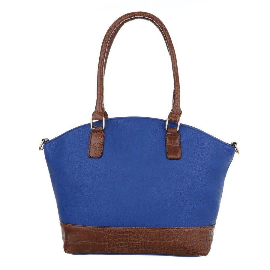 Damestas - blauw