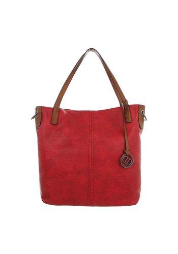 Neckermann Dames Shopper-rood
