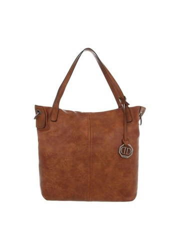 Neckermann Ladies Shopper-brun
