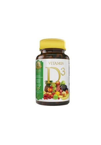 Halal Pharma Vitamine D3 - capsules - 90 pièces