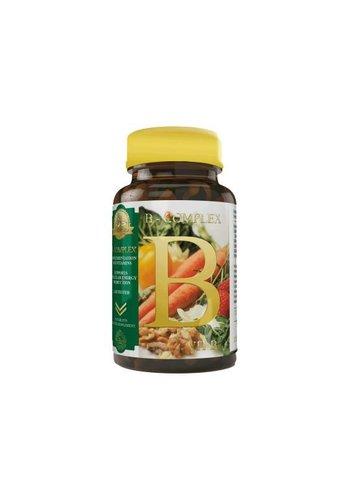 Halal Pharma Complexe de vitamine B - 60 pièces