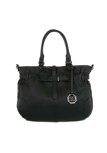 Neckermann Damen Shopper-black