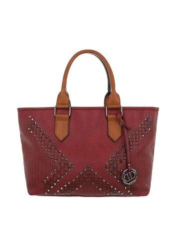 Dames Shopper-rood