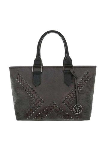 Neckermann Damen Shopper-grey